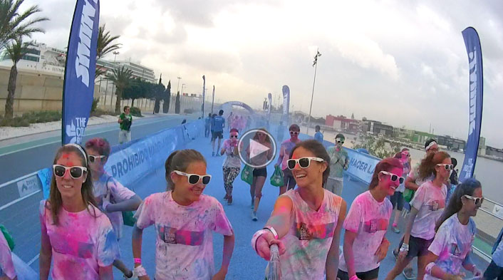 The Color Run by Desigual Valencia