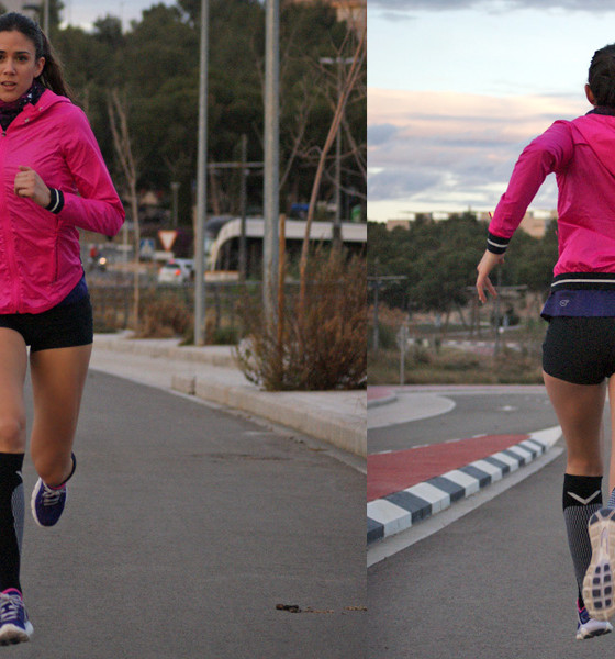 Calienta tu look running de invierno