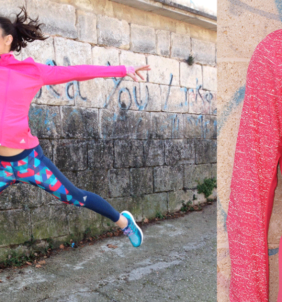 Look runner ¡a lo pop art!