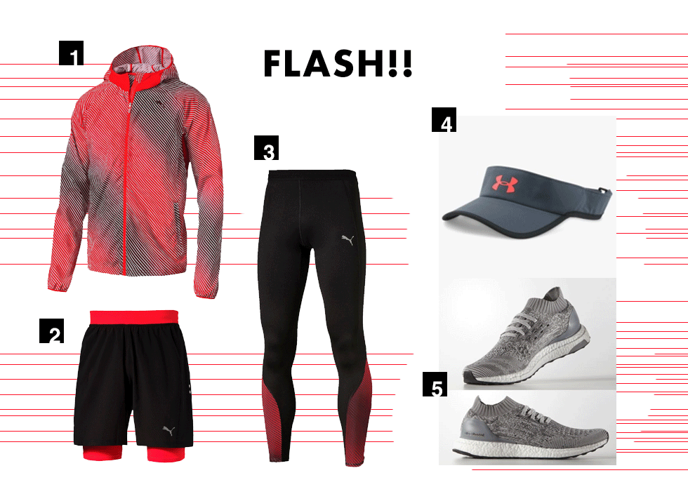 Running ¡flash!