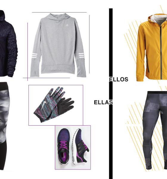 Lookbook runner. Ellas & Ellos